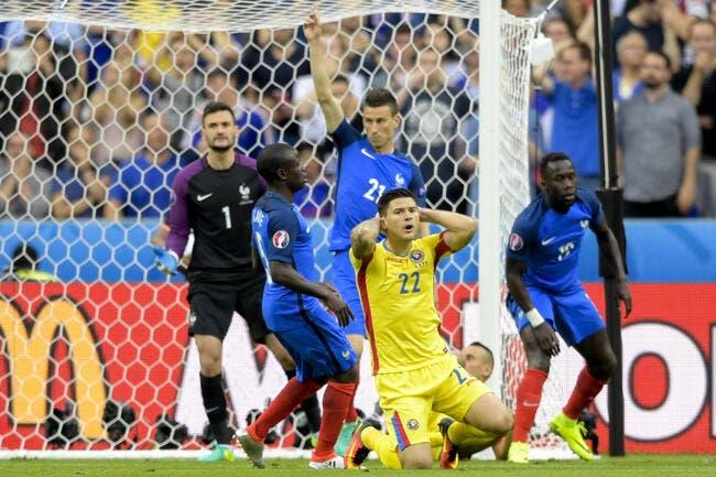 France – Roumanie 2-1