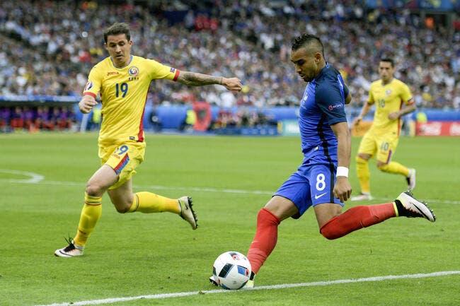 France – Roumanie: les compos