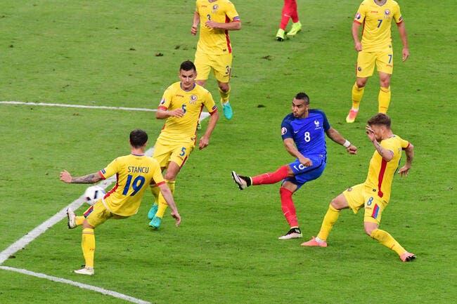 Le missile de Payet qui a offert la victoire aux Bleus