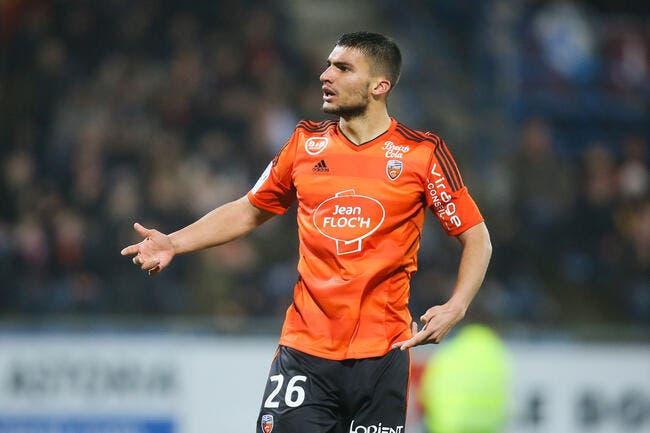 OL: Lorient s'accroche à Rose et fait craquer Lyon