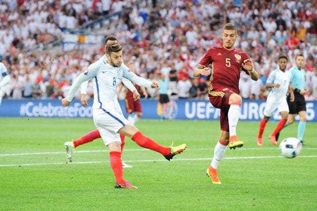 Angleterre - Russie : 1-1