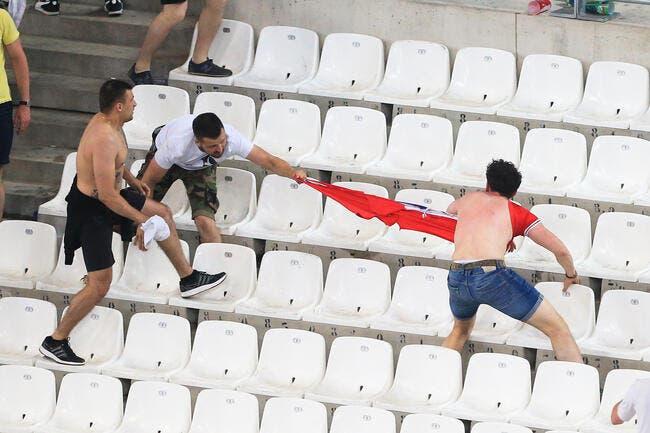 Euro 2016 : Le responsable de la lutte anti-hooligan refuse de parler d'échec