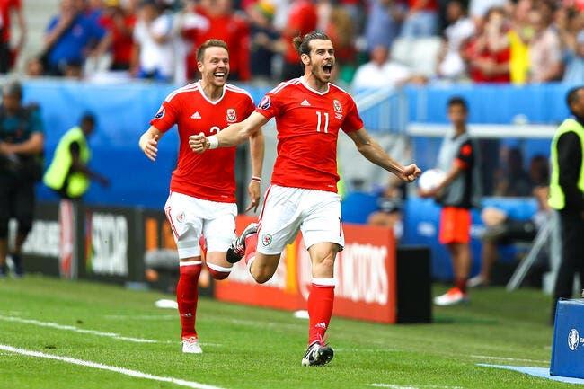 Euro 2016 : Pour le Pays de Galles, c'est de la Bale