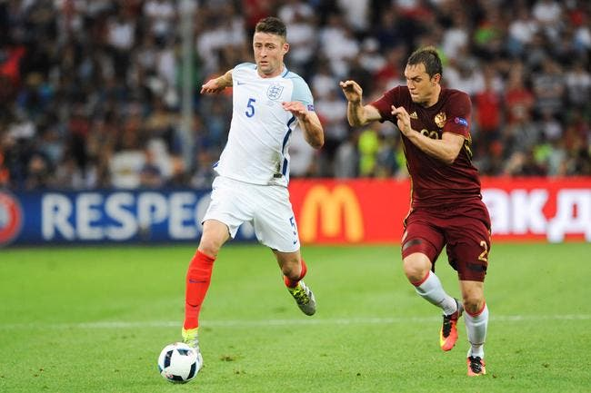 Euro 2016 : L'Angleterre et la Russie se quittent bons amis ou presque