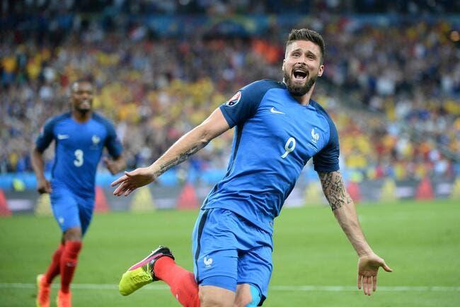 France : Tut tut tut les rageux, Olivier Giroud vous salue !