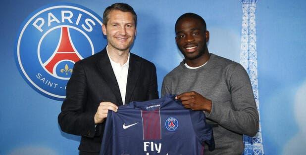 Officiel : Ikoné passe pro et signe trois ans au PSG