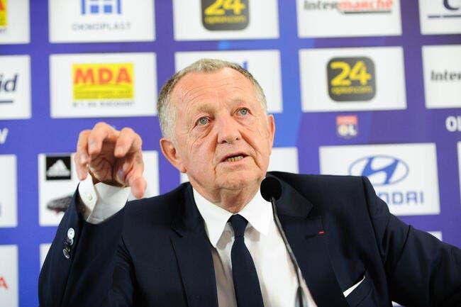 OL : Aulas dément officiellement un accord avec le Barça pour Umtiti