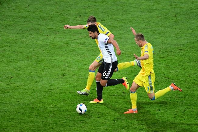 Allemagne - Ukraine : 2-0