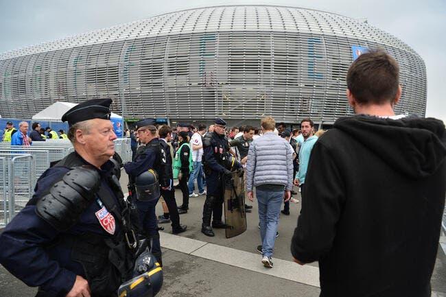 Euro 2016 : Affrontement entre Allemands et Ukrainiens à Lille