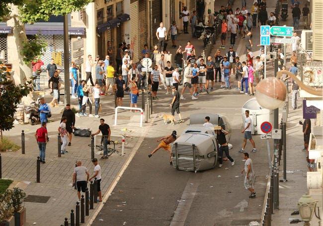Euro 2016 : Des jeunes «des quartiers marseillais» mêlés aux incidents
