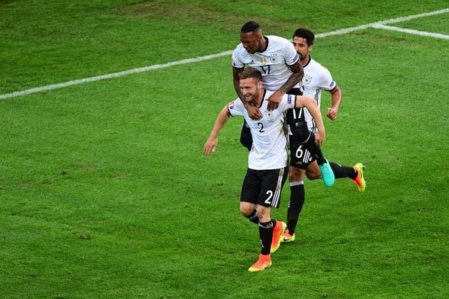 Euro 2016 : Il faudra compter sur l'Allemagne !