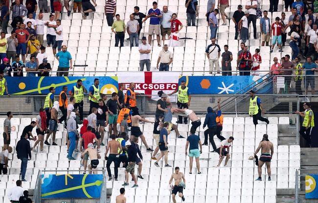 Euro 2016 : L'incroyable témoignage d'un stadier d'Angleterre-Russie !