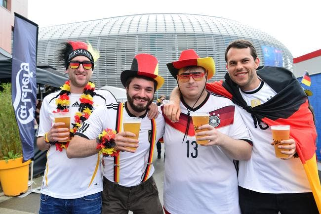 Euro 2016 : Vente d'alcool interdite dans les « points sensibles »