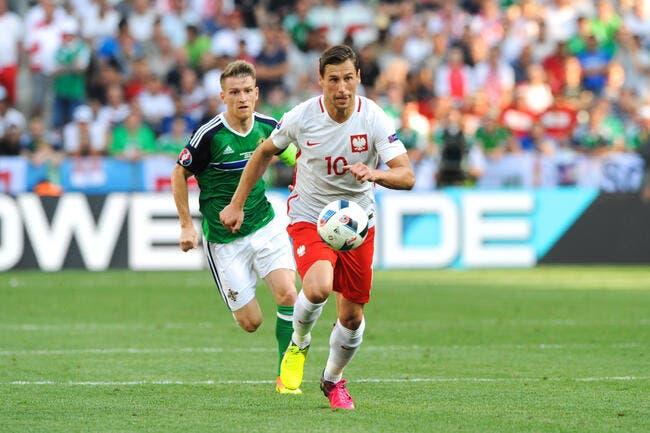 Pologne - Irlande du Nord : 1-0