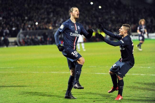 PSG : Ibrahimovic veut Verratti, Man Utd propose 100ME !