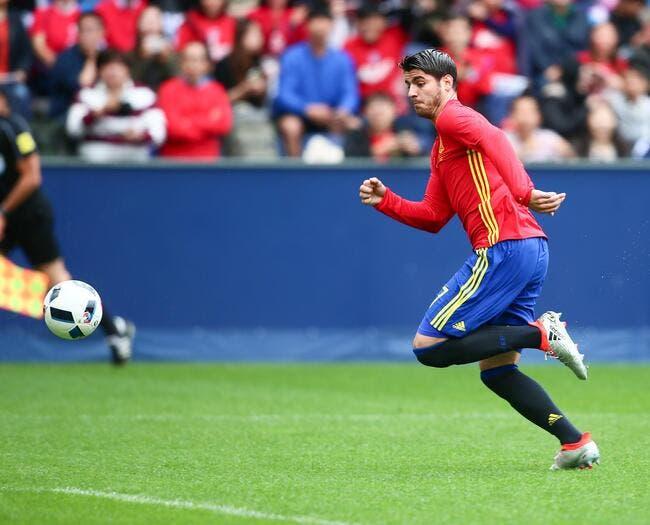PSG : Même pour 9 ME par an, Morata ne compte pas venir à Paris