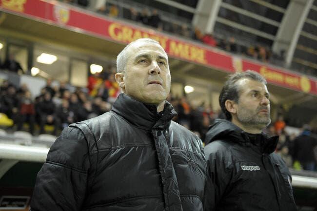 RC Lens : Casanova sera l'entraineur