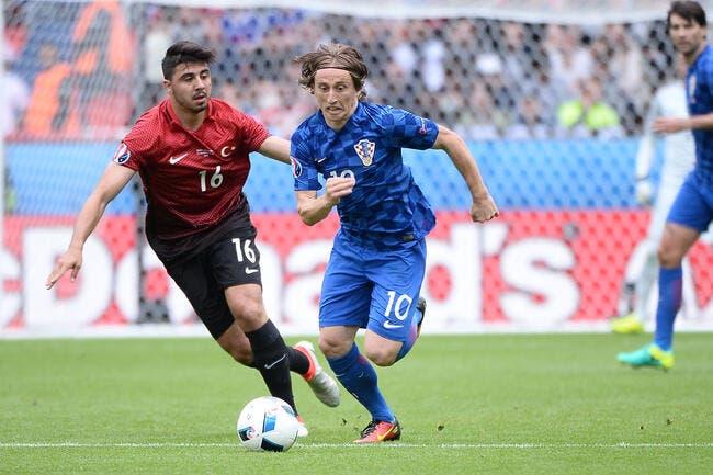 Turquie - Croatie : 0-1