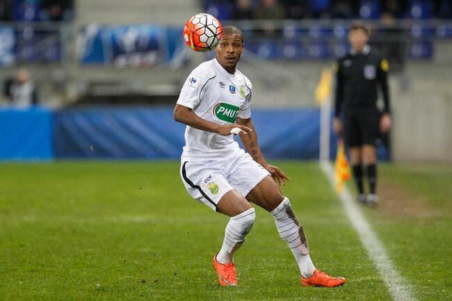 Bastia : Un attaquant du FC Nantes en approche