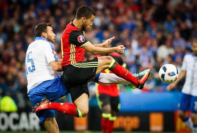 Belgique – Italie 0-2