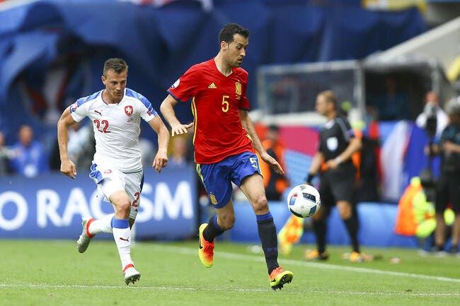 Espagne - République Tchèque : 1-0