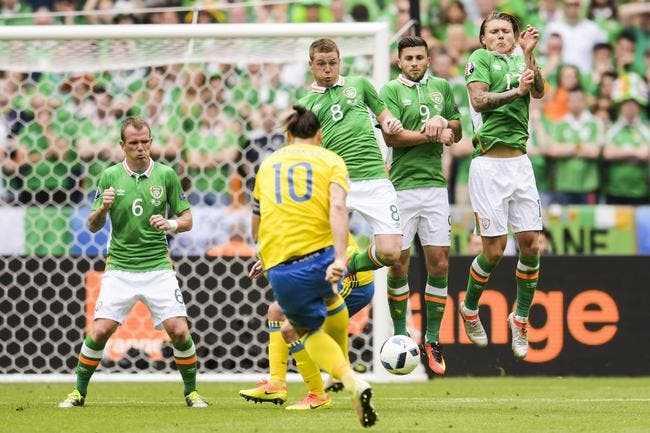 Euro 2016 : Irlande-Suède, un nul qui leur complique la vie