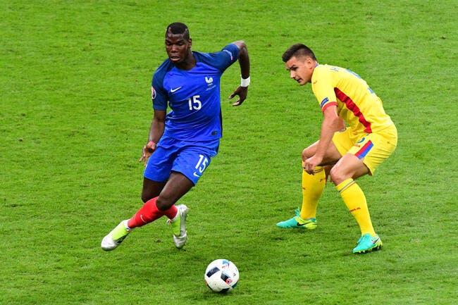 Euro 2016 : L'opération Touche pas à mon Pogba lancée chez les Bleus
