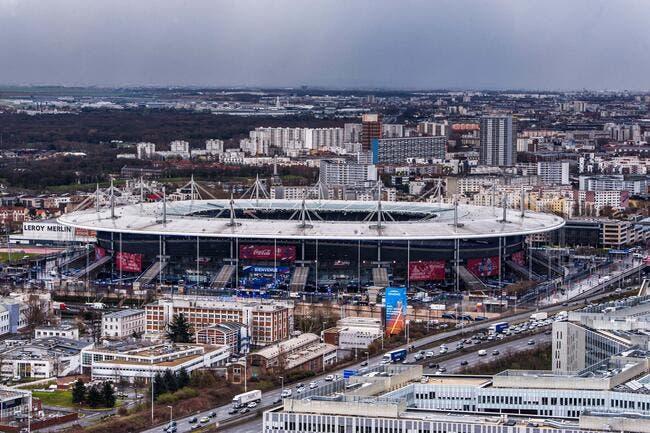 Euro 2016 : Un colis suspect aux abords du Stade de France