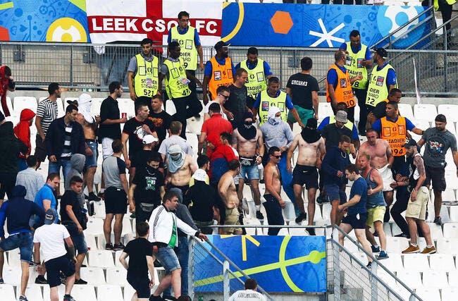 Euro 2016: Une revanche des hooligans russes et anglais crainte à Lille