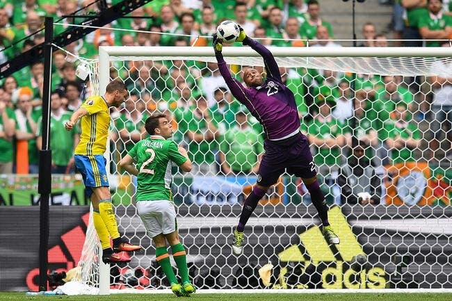 Irlande – Suède 1-1