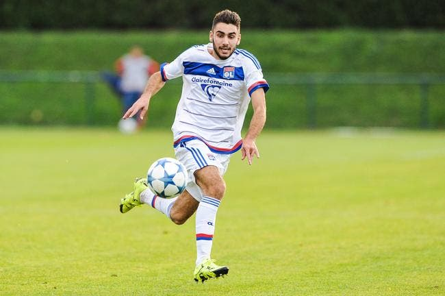 Officiel: L'OL prête Del Castillo à Bourg-Péronnas