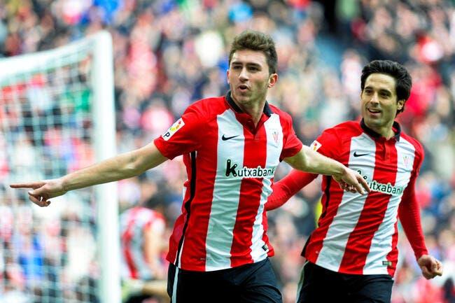 Officiel: Laporte prolonge à Bilbao et vaut 65 ME!
