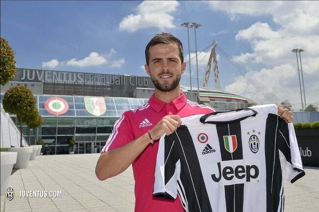 Officiel : Pour 32ME, Pjanic signe 5 ans à la Juventus