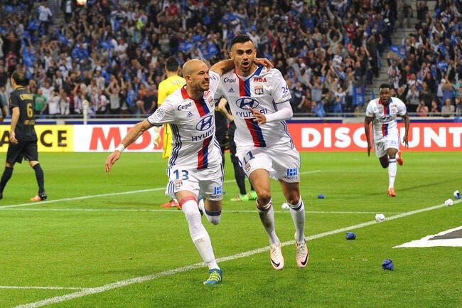 OL : Pas de «branleurs» à Lyon ou chez les Bleus, Jallet adore