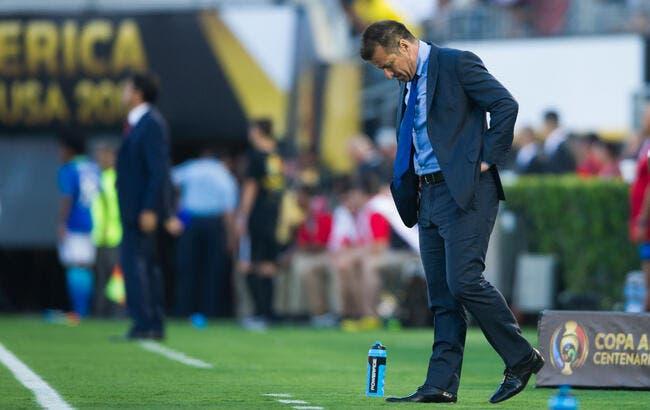 Brésil : Dunga viré après le fiasco de la Copa America