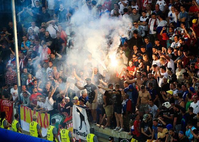 Euro 2016 : La Russie virée au prochain incident !
