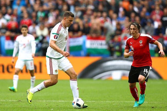Euro 2016: Le derby pour la Hongrie, le show pour M. Turpin
