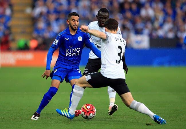 Leicester: On connaît le prix demandé pour Mahrez