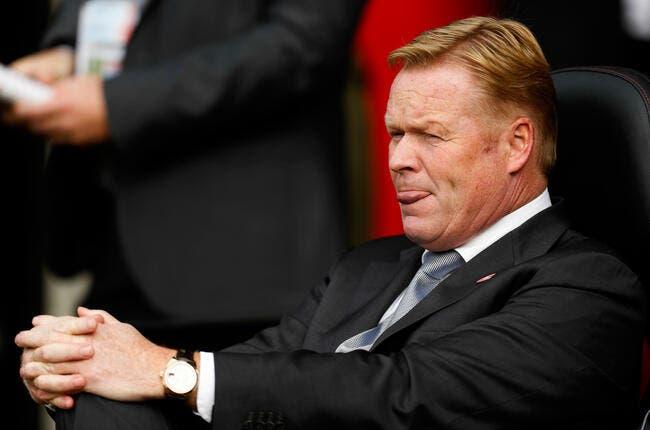 Premier League : Koeman nommé coach d'Everton