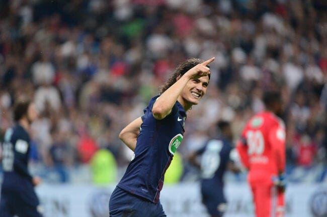 PSG : Cavani deux ans de plus au Paris SG grâce à Emery !