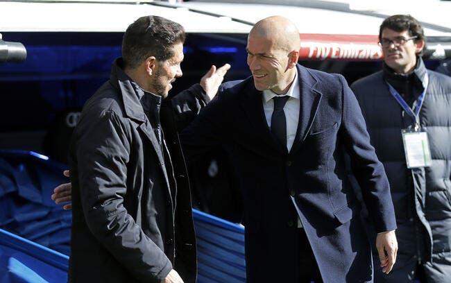 PSG : Zidane et Simeone ont poussé Al-Khelaifi à virer Blanc