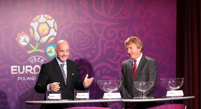 Scandale : Blatter accuse l'UEFA d'avoir truqué un tirage au sort