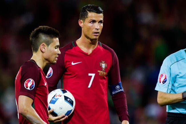 Euro 2016: Avec Guerreiro, Lorient chambre Cristiano Ronaldo!