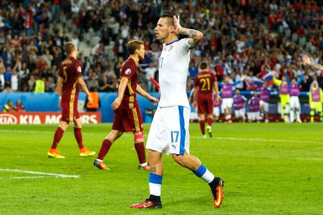 Euro 2016 : La Slovaquie punit les Russes !