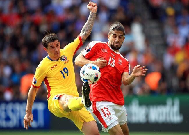 Euro 2016 : La Suisse se contente d'un nul...la Roumanie aussi