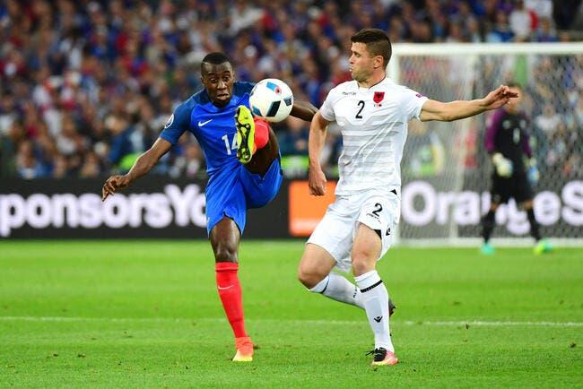 France - Albanie : 2-0