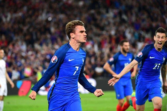 La France victorieuse et qualifiée, mais...