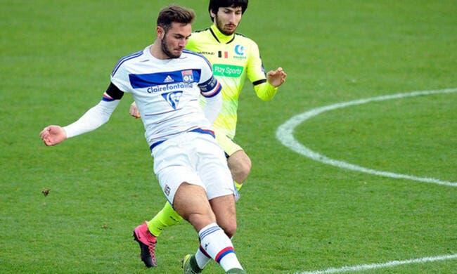 OL : Lyon verrouille un jeune champion d'Europe portugais