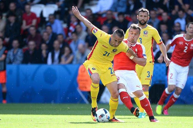 Roumanie - Suisse : 1-1