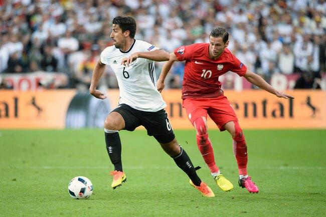 Allemagne - Pologne : 0-0
